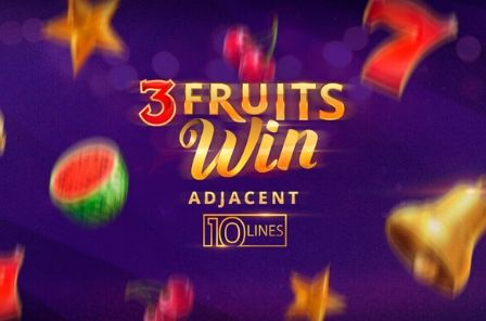 fruits win: 10 lines automat zdarma