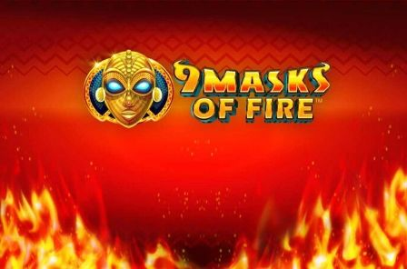 9 Masks of Fire automat zdarma