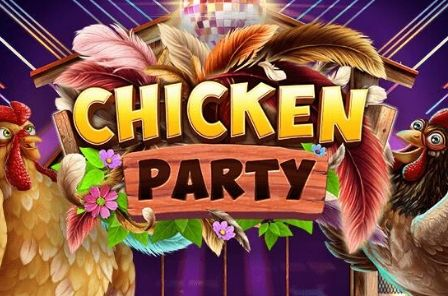 Chicken Party automat zdarma