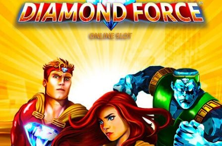 Diamond Force automat zdarma