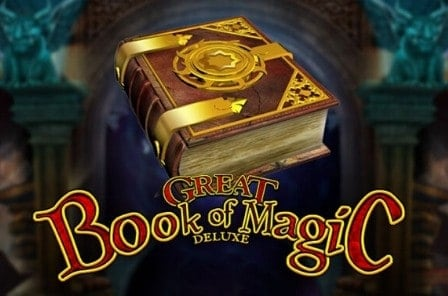 Great Book of Magic Deluxe automat zdarma