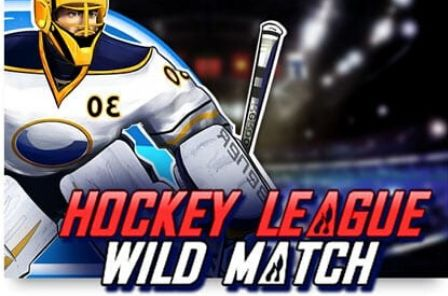 Hockey League Wild Match automat zdarma
