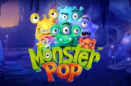 Monster Pop automat zdarma