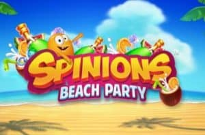 spinions beach party automat zdarma