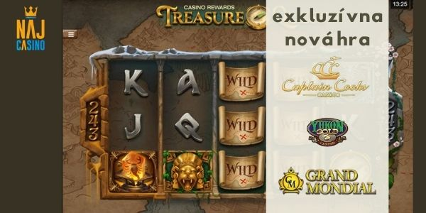 Casino Rewards Treasure