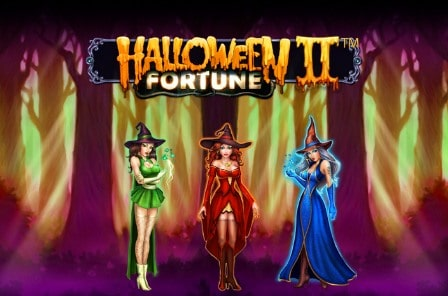 Halloween Fortune 2 automat zdarma