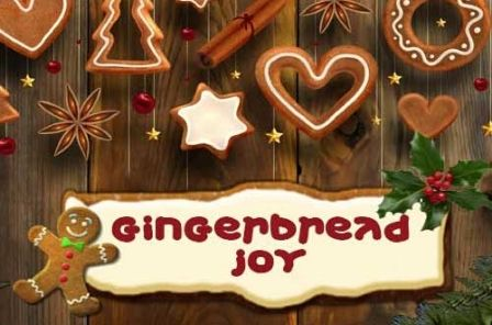Gingerbread Joy automat zdarma