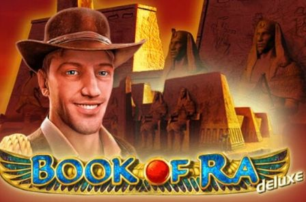 Book of Ra Deluxe automat zdarma